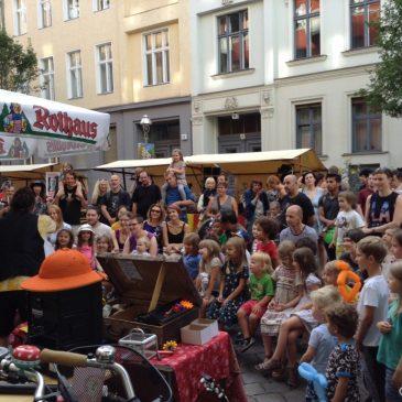 Bericht zum Straßenfest 2016