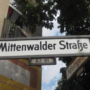 Mittenwalder Straßenfest 2016