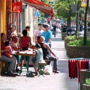 Fest der Nachbarn- European Neighbours' Day: Grenzenloser Grillspaß!
