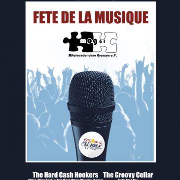 Fête de la Musique: Sommeranfang mit Musik begrüßen