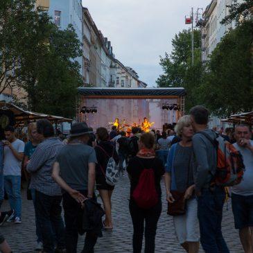 Mach mit! Standbetreiber gesucht für das Straßenfest in der Mittenwalder Straße.