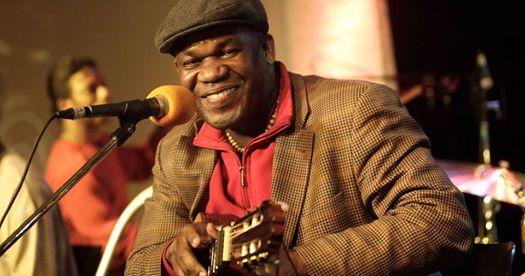 Abbildung des Musikers Bernard Mayo
